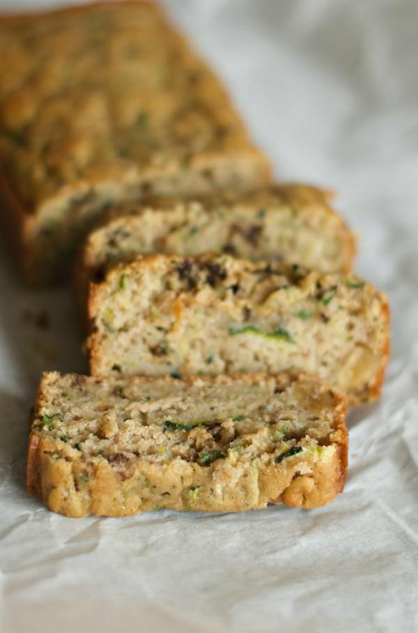 Zucchini Bread | ReluctantEntertainer.com