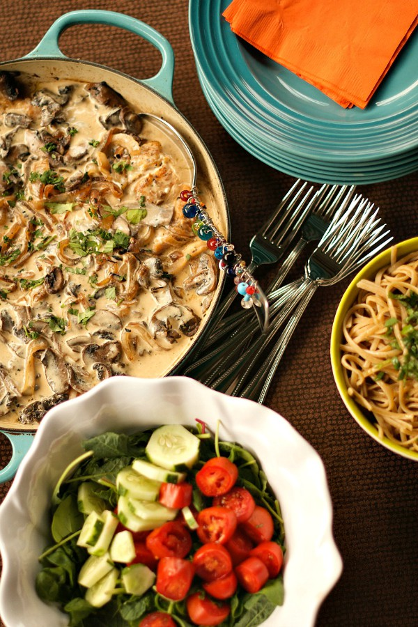 BEST Entertaining Chicken Marsala Recipe