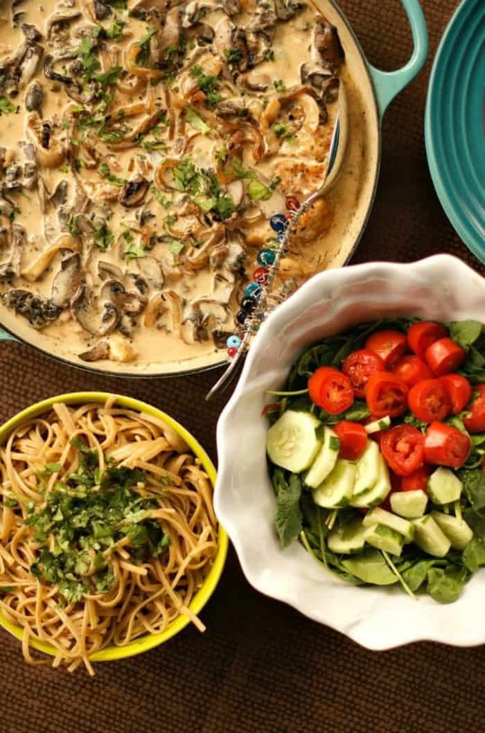 Chicken Marsala Recipe For Casual Entertaining With Your