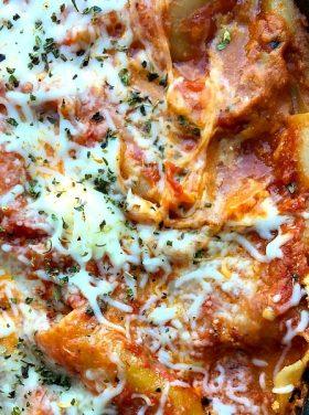SKILLET Mexican Lasagna