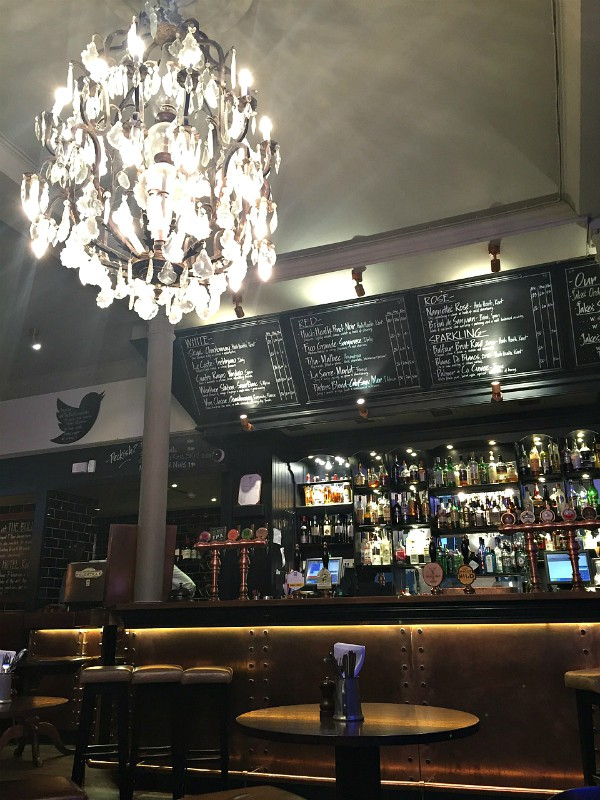 A London Boutique Hotel Above a Pub: The Bull and The Hide