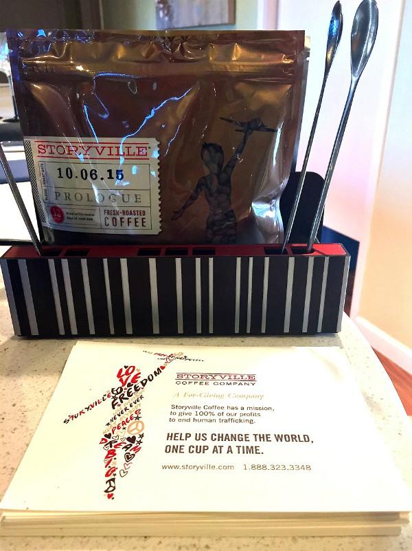 Snickerdoodle Cookies & Storyville Coffee