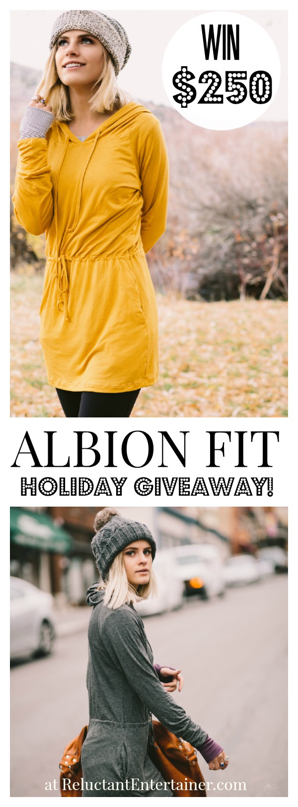 Albion Fit Holiday Gift