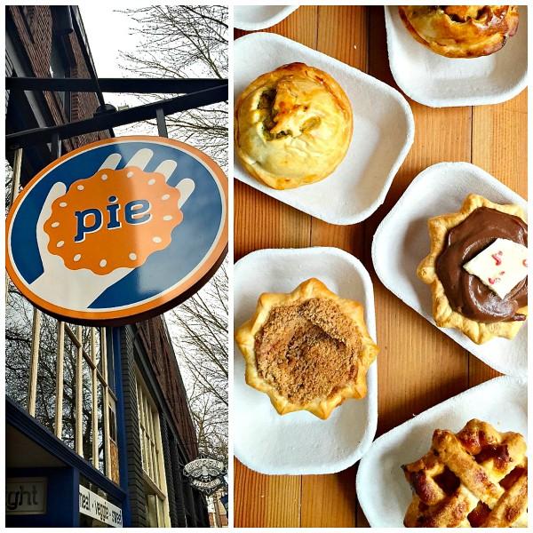 Pie, Freemont, WA