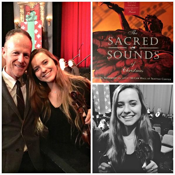 Sacred Sound Concert, Seattle