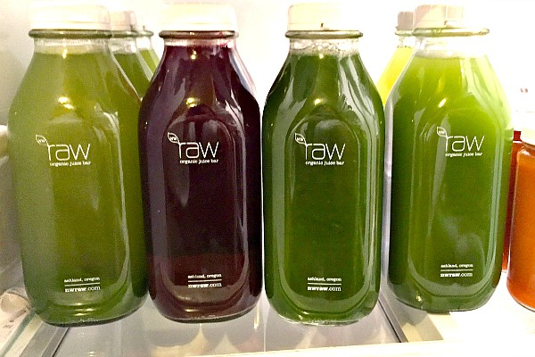 NW RAW JUICE BAR