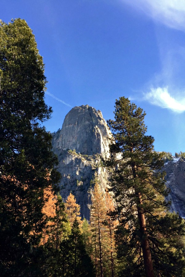 Yosemite Hiking 2016