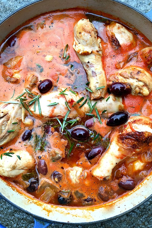 Greek Style Chicken Drumsticks