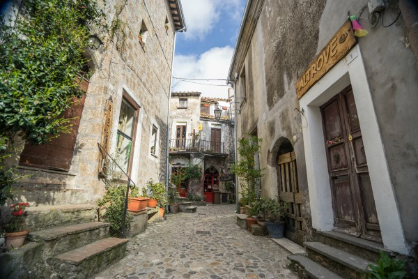 Insight Vacations Luxury Gold Trip To Italy Calcata Umbria