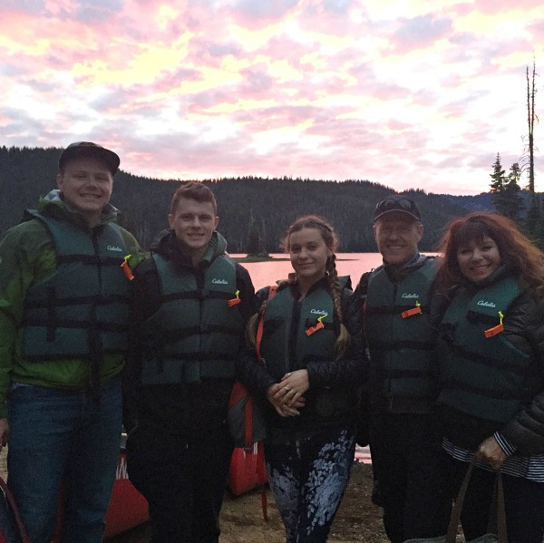 Moonlight & Starlight Canoe Tours - Wanderlust Tours, Bend, Oregon