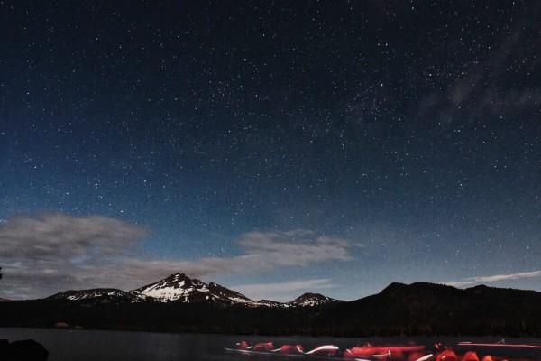 Wanderlust Tours - Starlight Canoeing