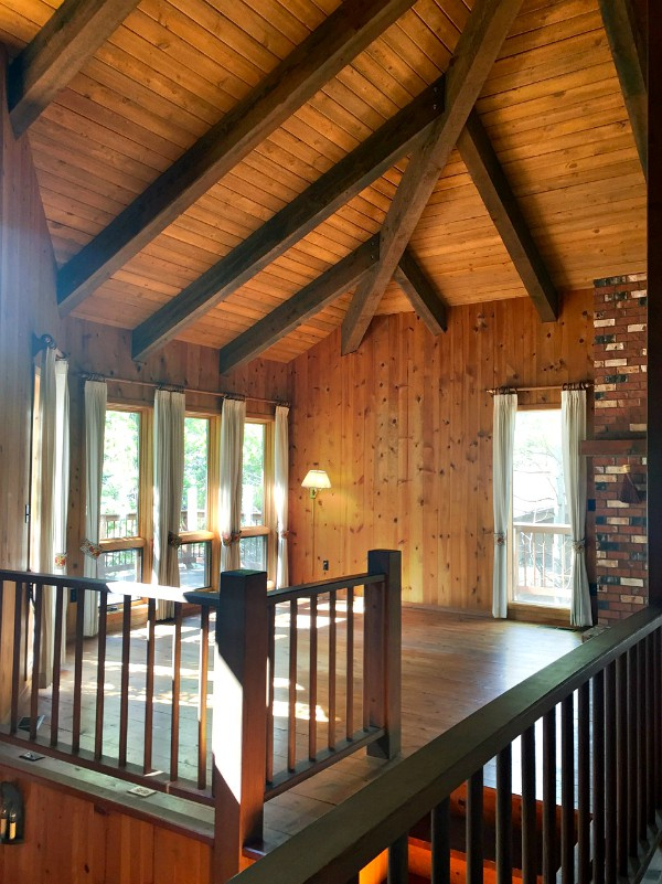 HGTV HOME by Sherwin Williams Paint for #MountainHome