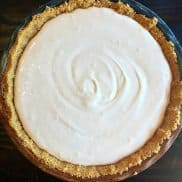 Lemonade Pie | ReluctantEntertainer.com