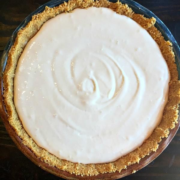 Lemonade Pie | ReluctantEntertainer.com