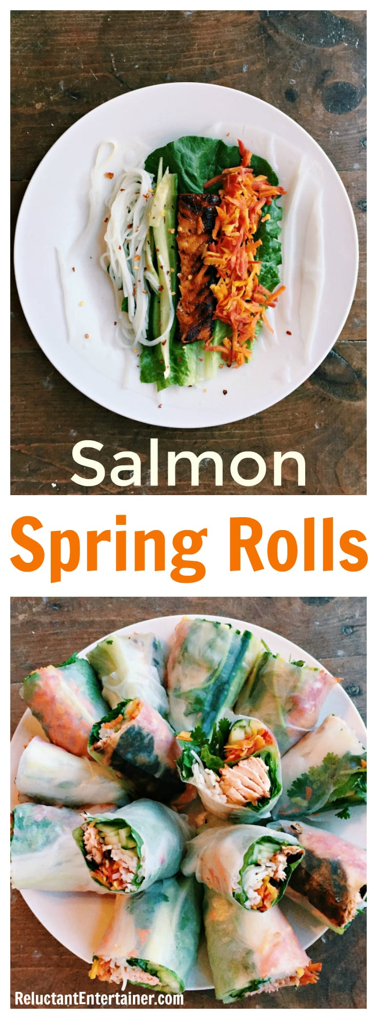 leftover turkey spring rolls recipes dishmaps leftover turkey spring ...