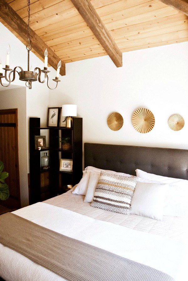 Mountain Home DIY Bedroom