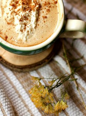 Real Pumpkin Spice Latte Recipe
