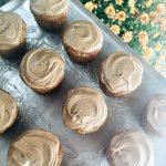 Zucchini Maple Cupcake Recipe