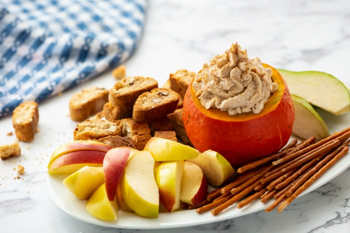BEST Pumpkin Cream Cheese Dip