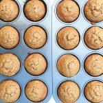 Sour Cream Bran Muffins Recipe at ReluctantEntertainer.com