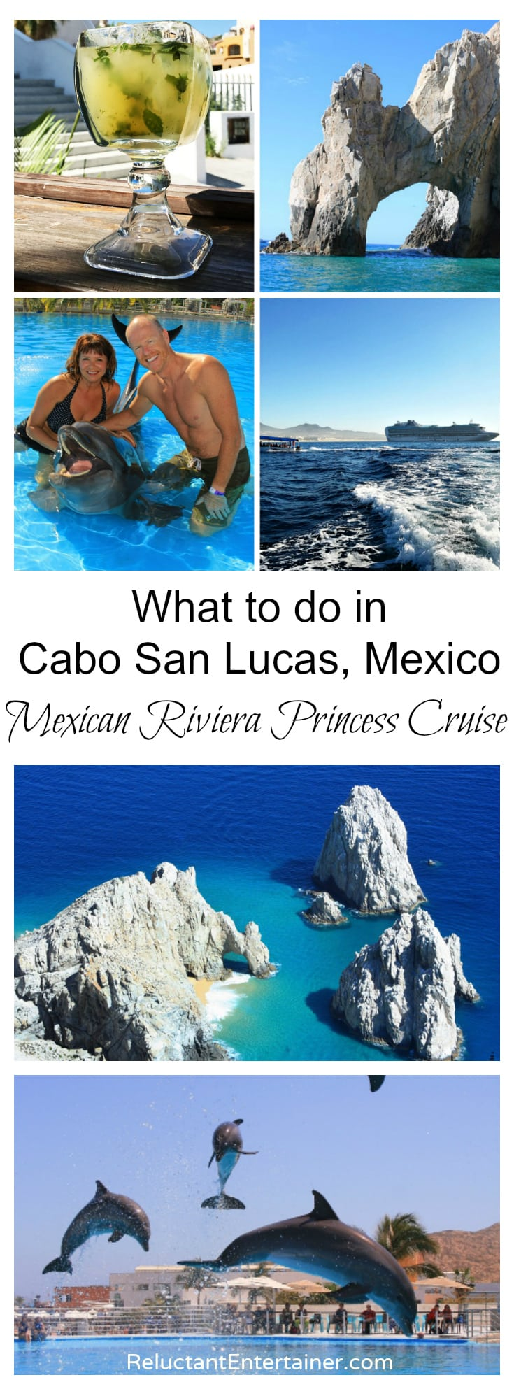 What to do in Cabo San Lucas, Mexico on Mexican Riviera Princess Cruise
