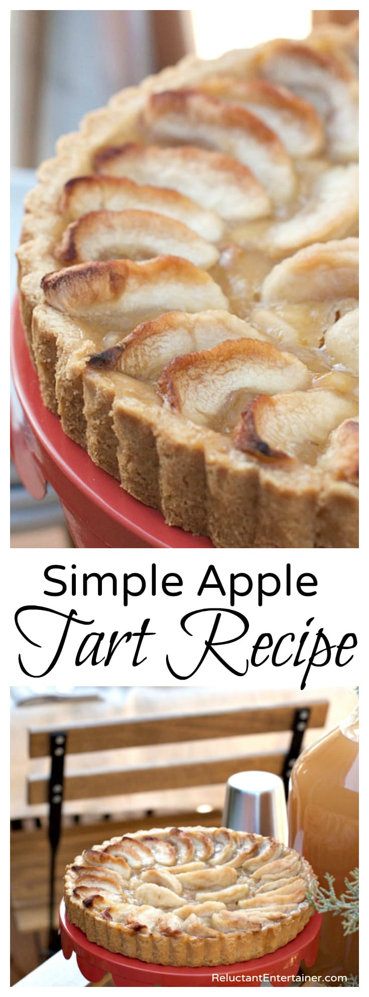 Simple Apple Tart Recipe