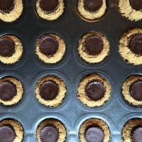 Chocolate Peanut Butter Cup Cookies Recipe