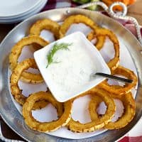 Squash Appetizer Rounds Recipe