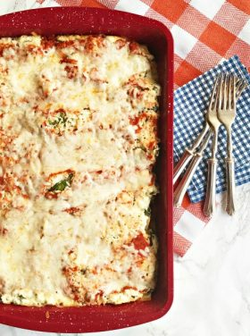 BEST Fennel Beef Lasagna Recipe