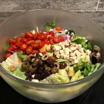 Easy Greek Feta Salad Recipe