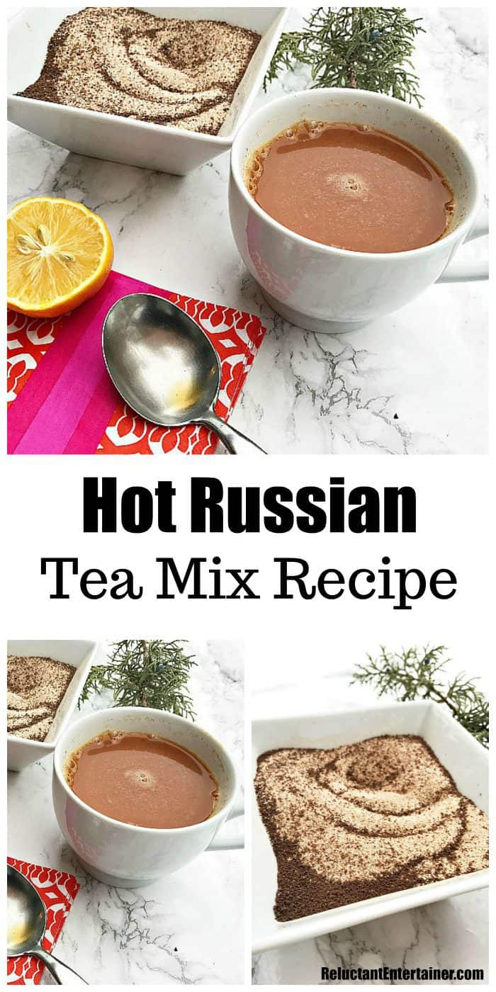Russian tea mix recipe sugar free