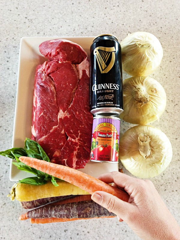 EASY Guinness Beer Beef Chuck Roast Recipe