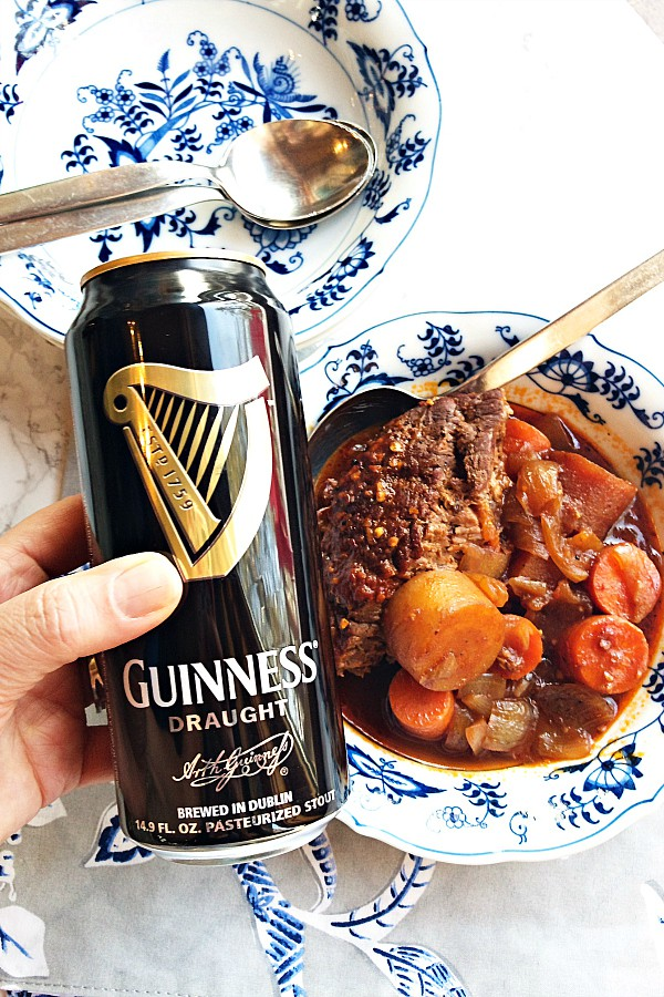 BEST Guinness Beer Beef Chuck Roast Recipe