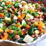 Blackeye Peas Jicama Caviar Salad Recipe