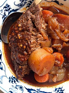 Guinness Beer Beef Chuck Roast Recipe