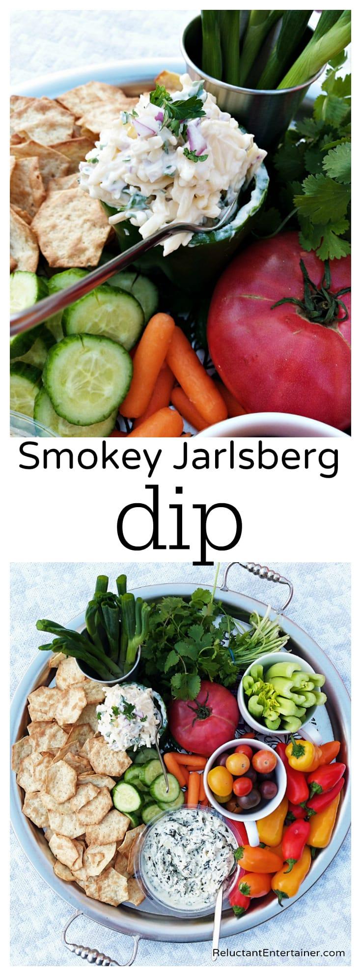 Game Day Smokey Jarlsberg Dip Recipe