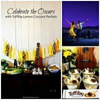 Toffifay Lemon Coconut Parfaits