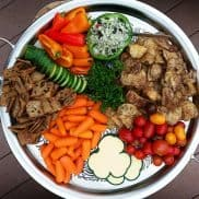 Greek Yogurt Spinach Kale Dip Recipe
