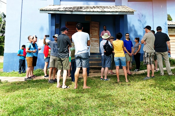 Jaquar Creek, Belize - a Rainforest Experience