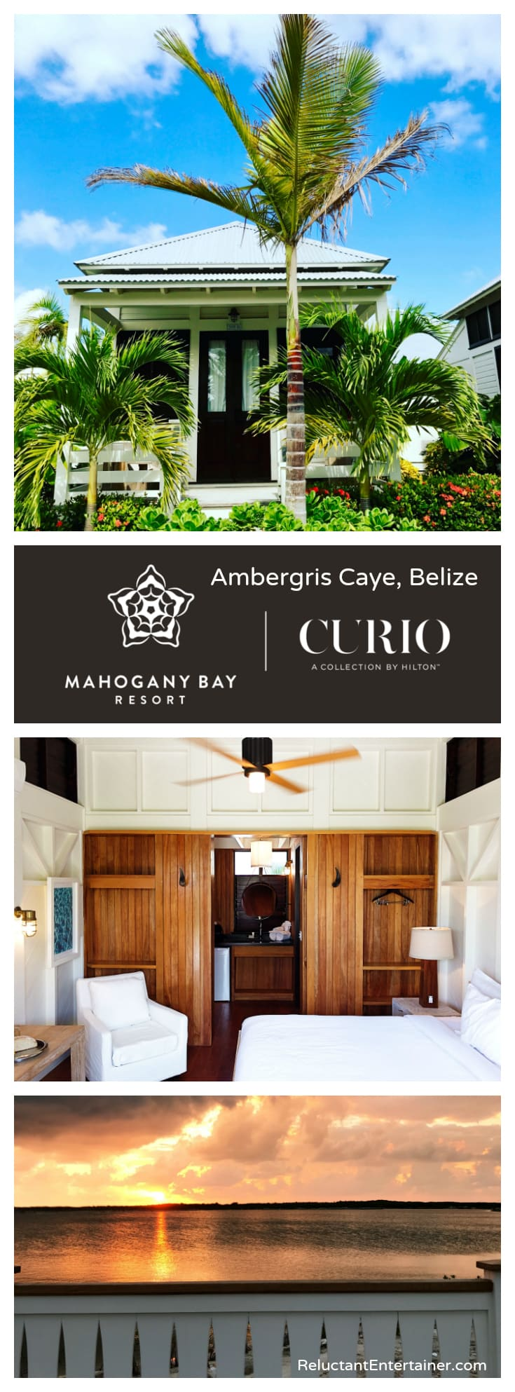 Mahogany Bay Resort, Ambergris Caye, Belize