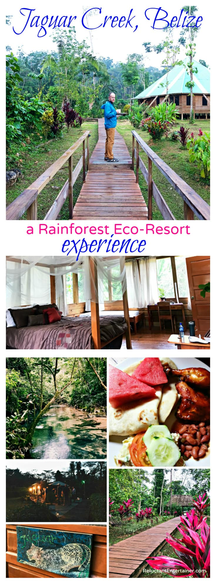 Jaquar Creek, Belize - a Rainforest Eco-Resort Experience