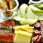 Smoked Salmon Appetizer Platter