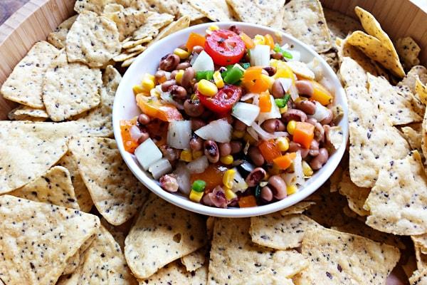 Add a Pinch's Southern Caviar Dip