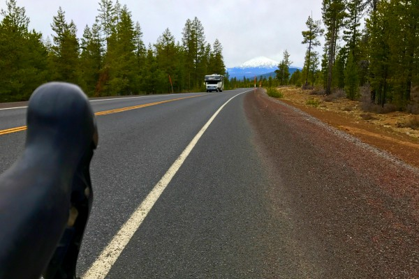 Allergy Season Cycling in Central Oregon