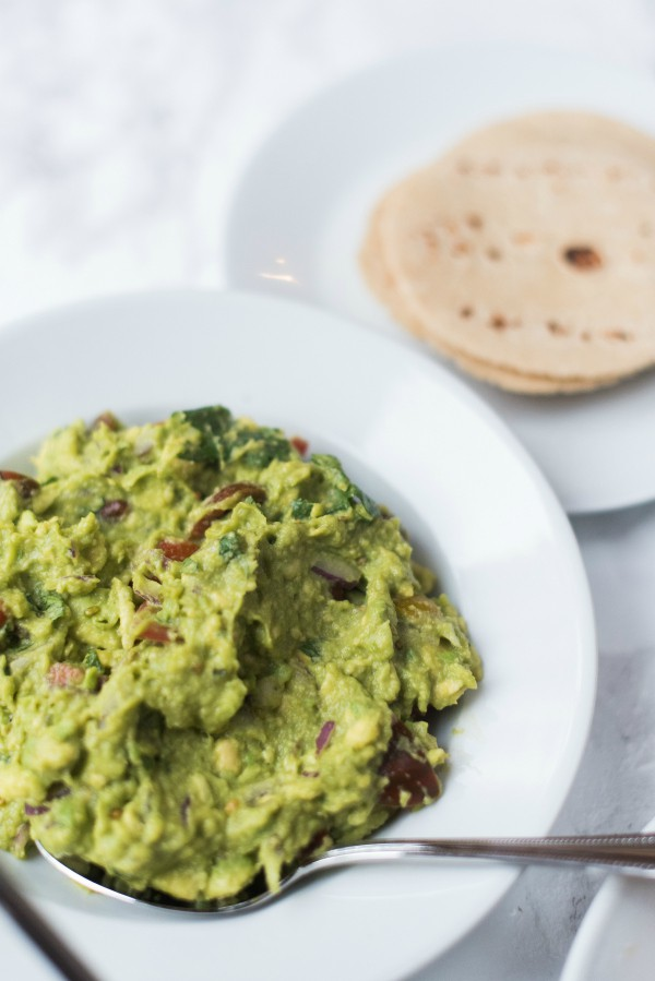 BEST Homemade Guacamole Recipe