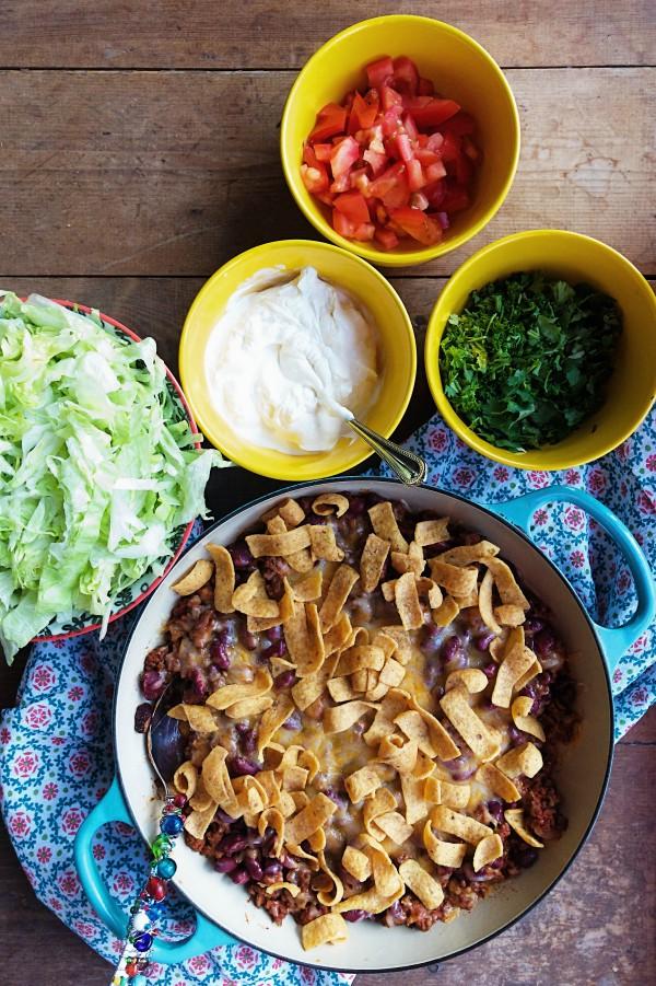 Pedro's Special Mexican Casserole