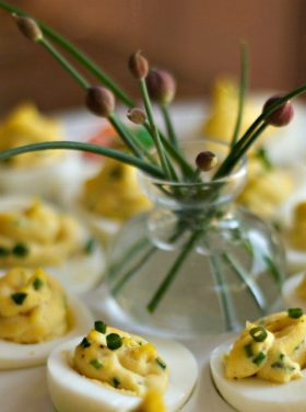 Creamy Deviled Eggs Appetizer Recipe