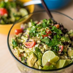 Southwest Avocado Chicken Salad