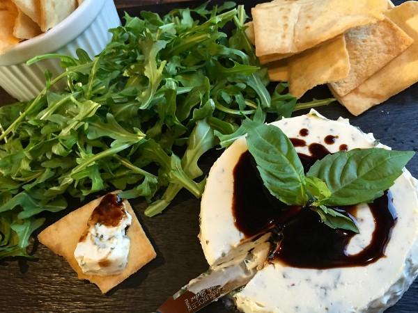 Panna Cotta Basil Appetizer Recipe