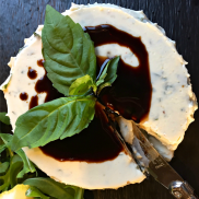 Panna Cotta Basil Appetizer Recipe